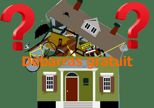 comment bénéficier d'un débarras meuble gratuit