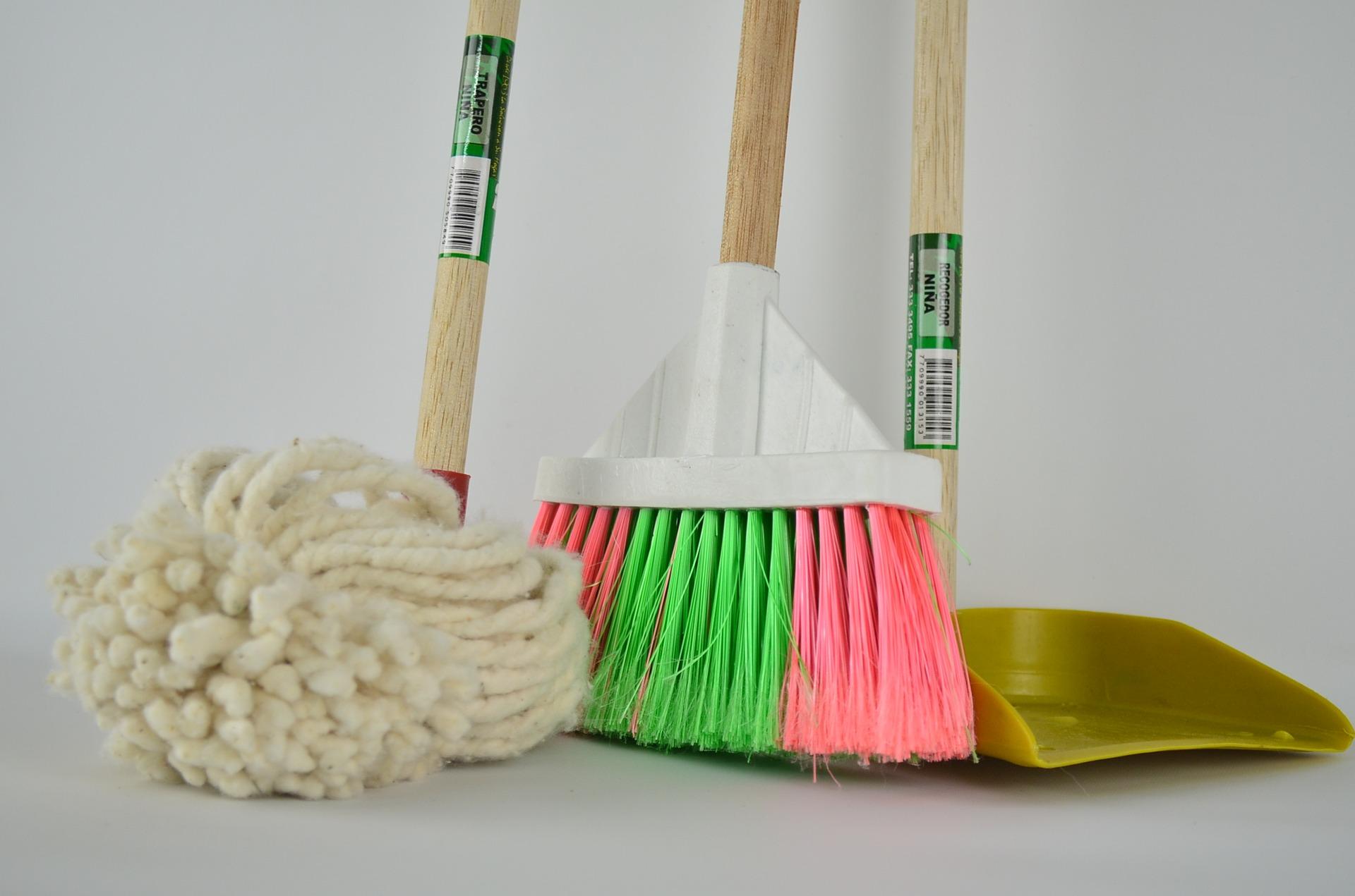 Top 3 des astuces pour chasser la poussière de la maison